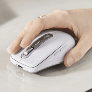 Logitech MX Anywhere 3 Maus mit Bluetooth & Dongle 👨‍💻