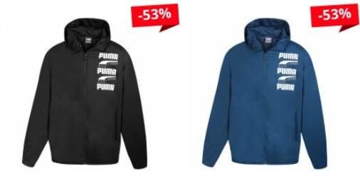 PUMA Essentials Rebel Herren Windbreaker Jacke 583844-43