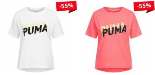 PUMA Modern Sports Logo Damen T-Shirt 582937-14