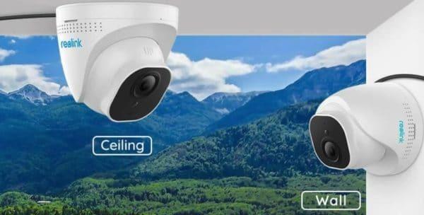 Reolink RLC-520 PoE Outdoor Überwachungs-Kamera