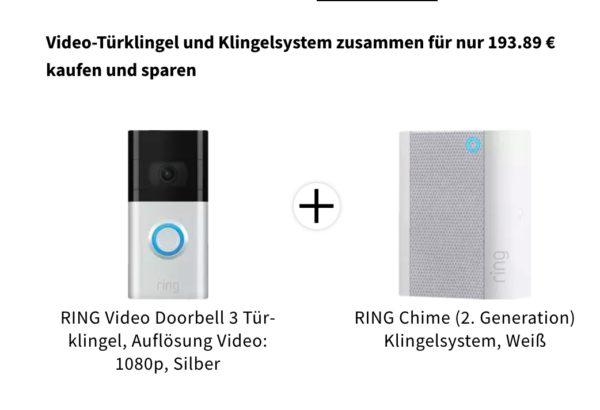 Sicherheit beginnt an der Haustür Mit der Video Doorbell 3 können Sie Besucher von überall aus sehen, hören und mit ihnen sprechen. Wissen Sie immer, was vor sich geht – Tag und Nacht. Passen Sie Ihre Bewegungseinstellungen an, um sich auf wichtige Bereiche zu konzentrieren und profitieren Sie mit dem neuen Dualband-WLAN von einer noch besseren Verbindung zwischen Ihnen und Ihrem Zuhause.