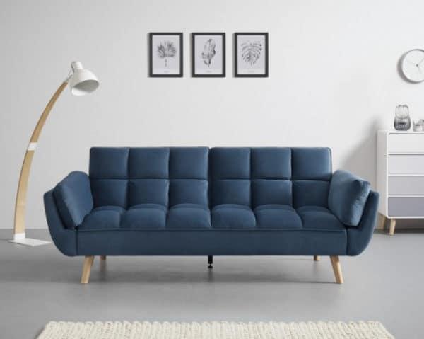 Schlafsofa in Blau online bestellen 2021 01 14 14 54