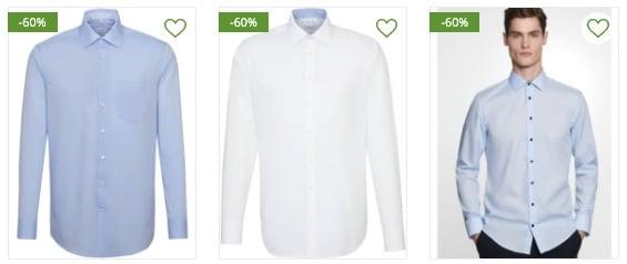 Seidensticker Hemden im Sale bei Limango