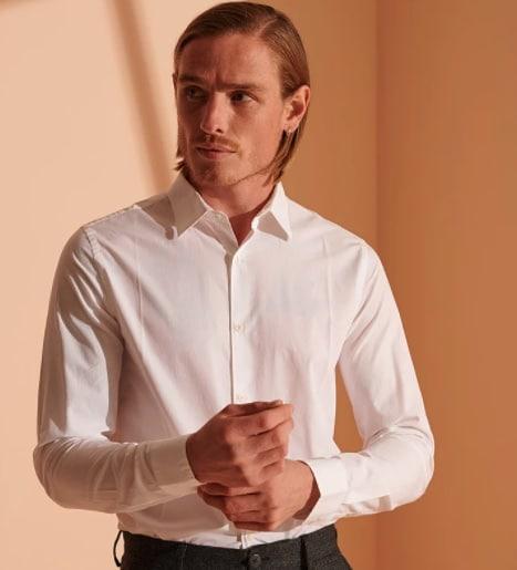 Superdry Hemd Modern Tailors Slim fit