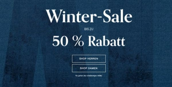 Superdry Winter Sale