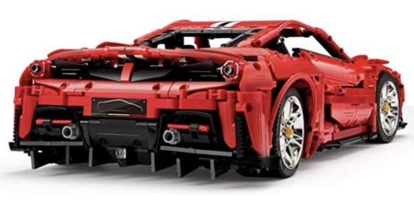Technik Auto für 488 Sportwagen