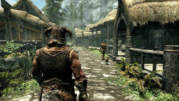 The Elder Scrolls V: Skyrim Special Edition ist PlayStation Pro optimiert