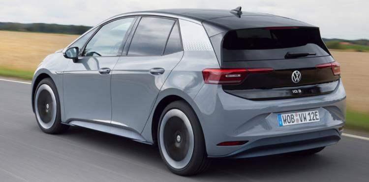 VW ID 3 Elektro 3