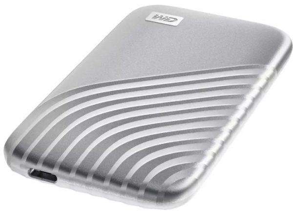 WD My Passport Festplatte 500 GB SSD