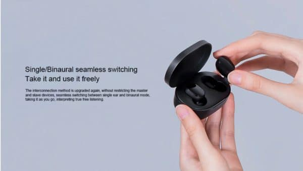 Xiaomi MI True Wireless Earphones Basic 2S  single use