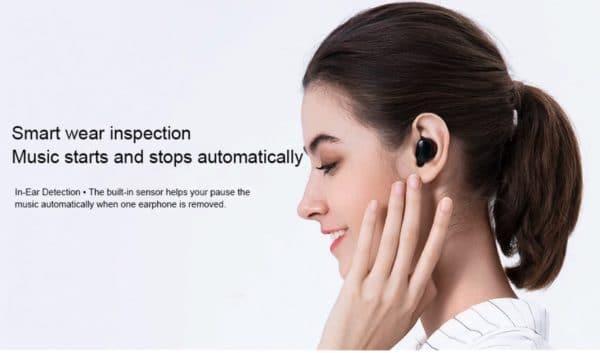 Xiaomi MI True Wireless Earphones Basic 2S  touch