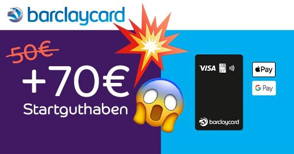 barclaycard focus deal
