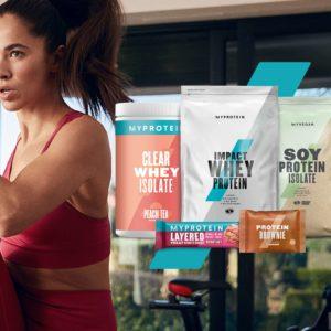 [TOP] 44% auf Alles (auch Sale & Kleidung!) 💪🏋️♀️ z.B. Whey Protein ab 7,20€/kg