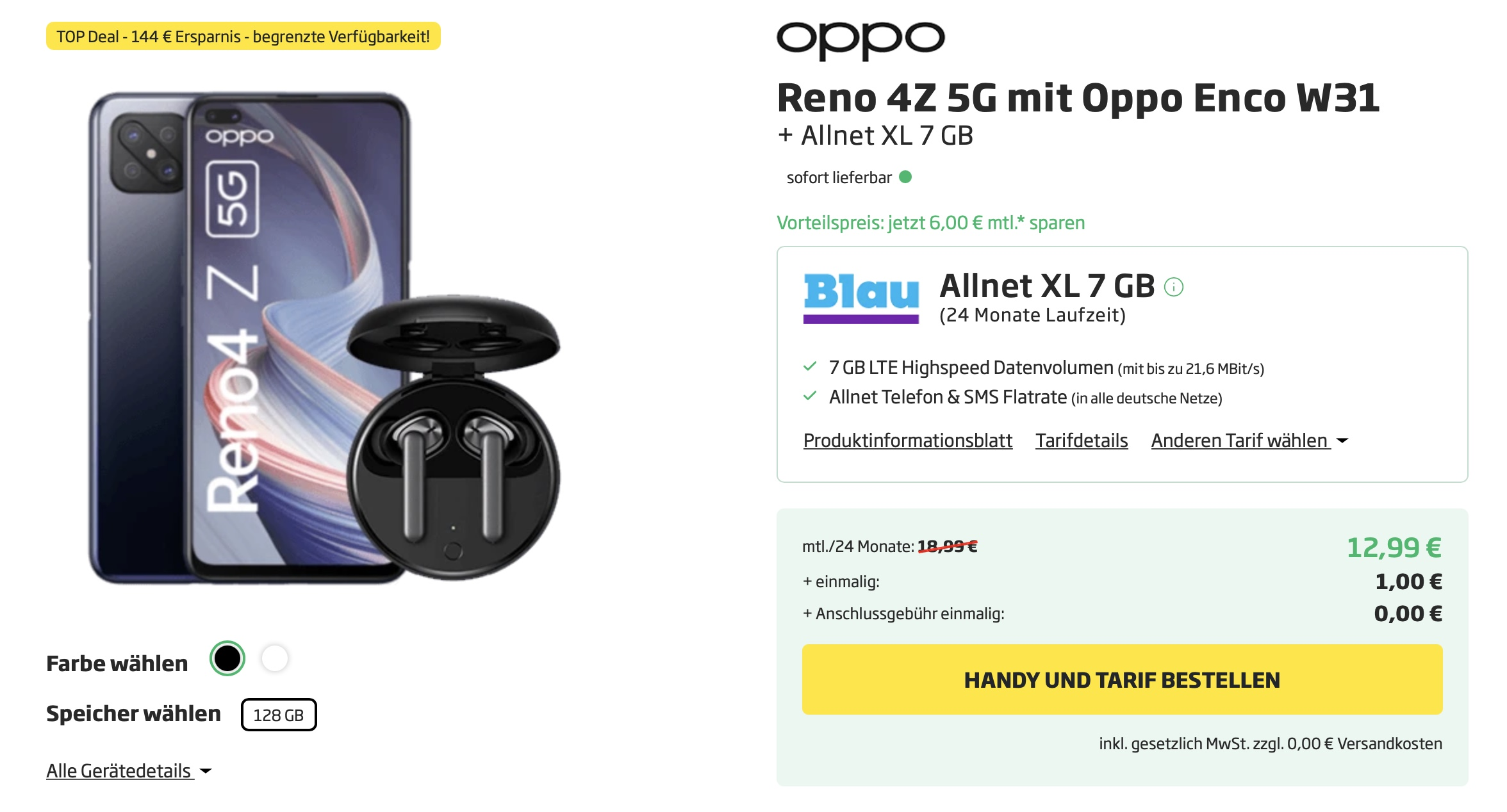 oppo deal curved