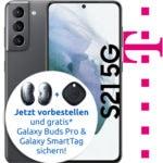 📱 Samsung Galaxy S21 Serie mit Telekom Allnet ab 31,99€ mtl. (eff. GRATIS!)