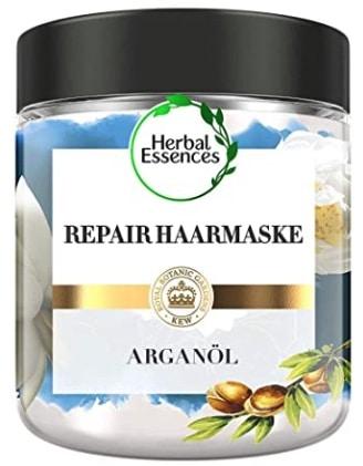 5x Herbal Essences Repair Haarmaske