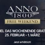 """Ubisoft - """"Anno 1800"""" kostenlos spielen"""