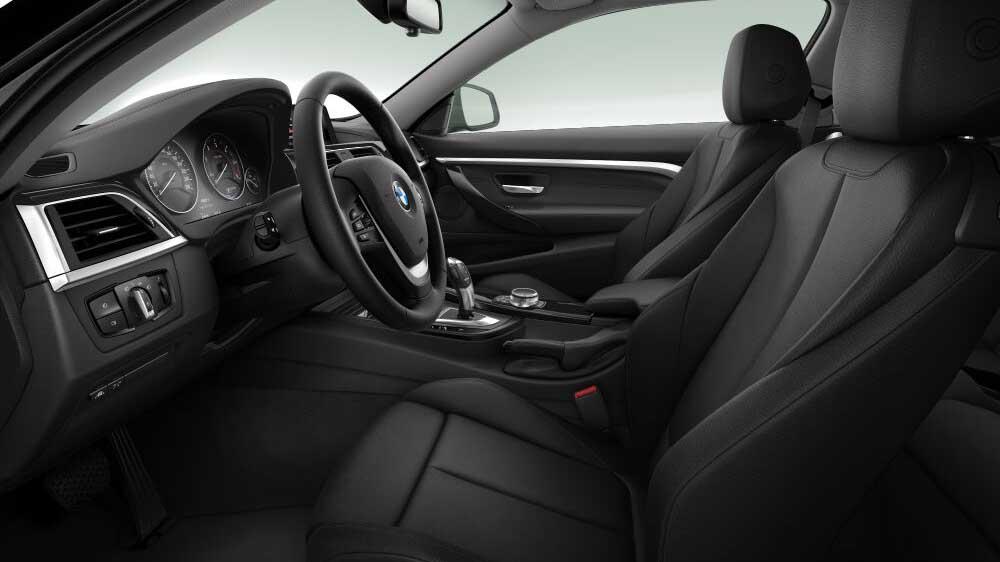 BMW 420d Coupe innenn 1