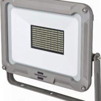LED-Fluter mit superhellen Everlight SMD-LEDs und besonders flacher Bauform zur Wandmontage in Innen- und Außenbereichen (Schutzart IP65 - Staubdicht und strahlwassergeschützt)