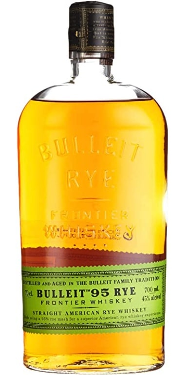 Bulleit 95 Rye Frontier Whiskey 0.7 l