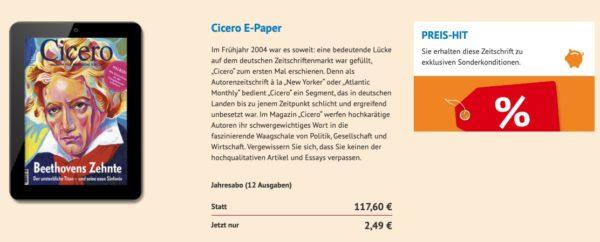 Capital als E-Paper im Jahresabo