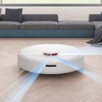 Dreame D9 mit Wischfunktion und Laser e1614097330338