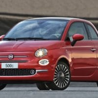 Fiat 500c Cabrio AK