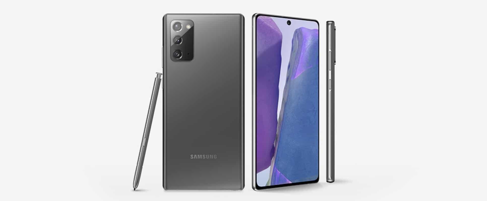Galaxy Note 20 1
