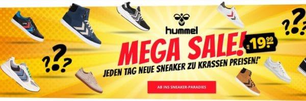 Hummel Sneaker im Sale