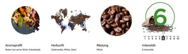 Lavazza Kaffeebohnen   Tierra Bio Organic   100  Bio Arabica Bohnen   1er Pack 1 x 1 kg 1