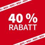 [Endet heute] 🍀💵 40% Rabatt auf KENO, EuroJackpot, Rubbellose, usw. (auch für Bestandskunden!)