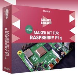 Maker Kit für Raspberry Pi 4