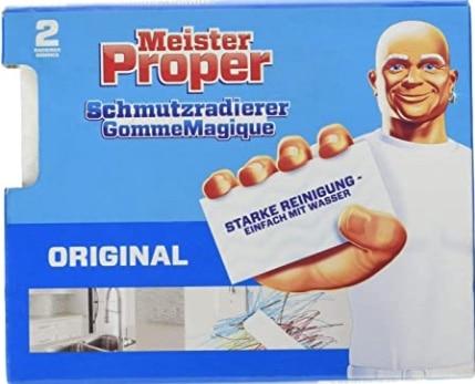 Meister Proper Schmutzradierer 2er Pack
