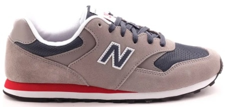 New Balance Sneakers 393 in Taupe