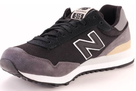 New Balance Sneakers 515 in Schwarz-Grau