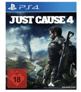 PS4 JUST CAUSE 4  PlayStation 4 fuer PlayStation 4 online kaufen  SATURN 2021 02 15