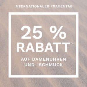 Skagen Weltfrauentag Sale