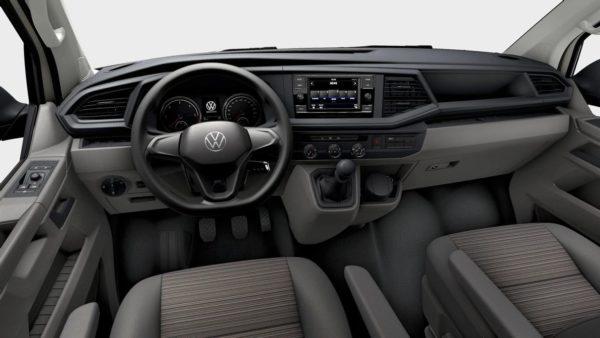 VW T6 null leasing innen