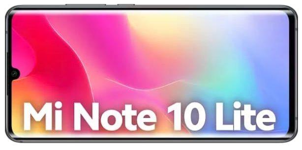 XIAOMI Mi Note 10 lite 128 GB