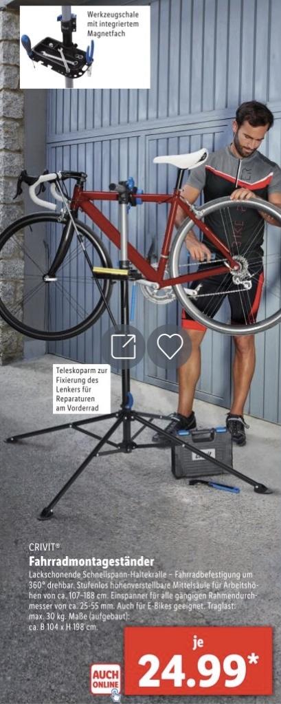 Lidl Fahrradständer