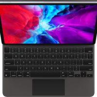 APPLE MXQU2D/A Magic Keyboard Tastatur Schwarz
