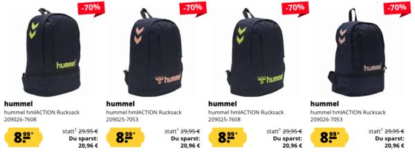 Hummel Sale Rucksäcke