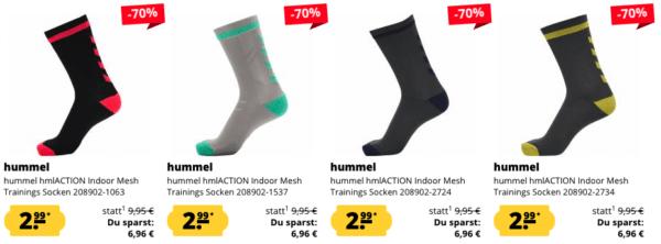 Hummel Sale Socken