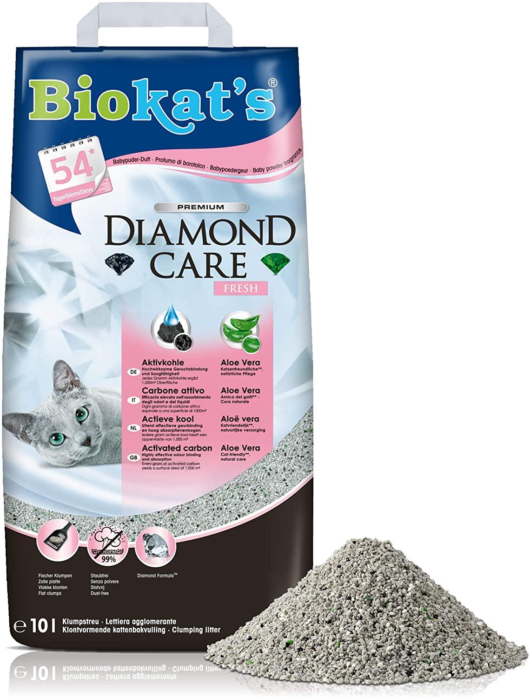Biokats Diamond Care Fresh mit Duft