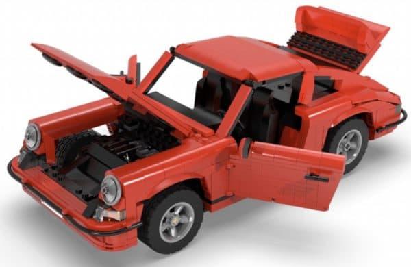 BrandNew Classic Sports Car 112.5 1429 Teile 2021 03 21