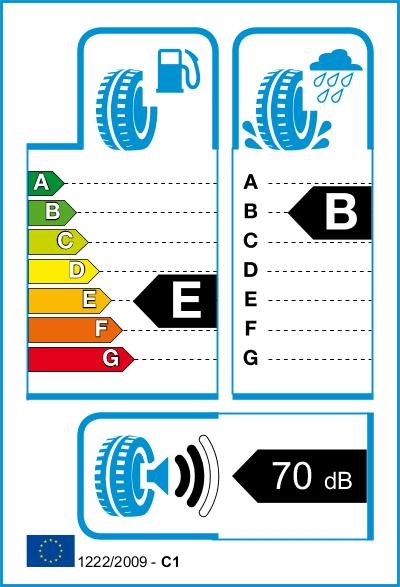 Continental Eco Contac t 3 16570 R13 79T Sommerreifen Geraeusche