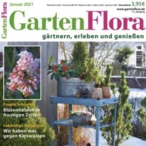 GRATIS GartenFlora Abo