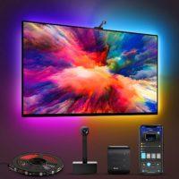 Govee WiFi LED TV Hintergrundbeleuchtung mit Kamera
