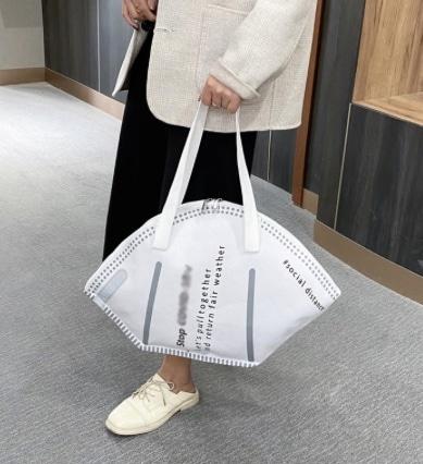 FFP2 Handtasche