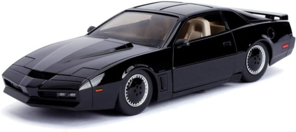 Jada Toys Knight Rider K.I.T.T.   1982 Pontiac Trans AM Modellauto